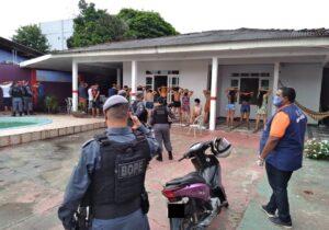 Domingueira termina com 24 detidos