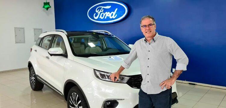 """""""Passaremos a outro patamar"""", diz dono da Ford no Amapá"""