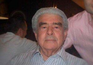 Morre o ex-senador Henrique Almeida