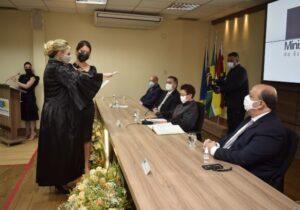 Ivana assume 4º mandato no MP