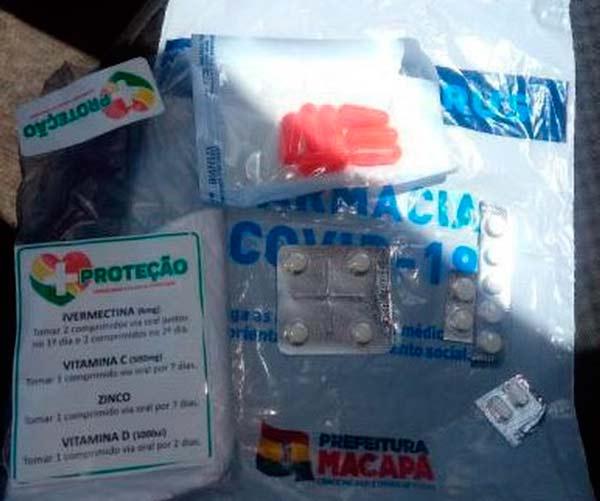 Vigilância nega ter proibido distribuição de 'kits covid' em Macapá