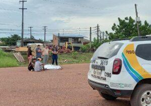 Mãe de 11 filhos que vendia lanches tem cabeça esmagada por caminhão