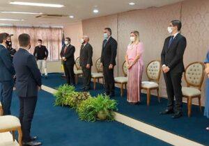 Novos procuradores concursados são empossados no Amapá