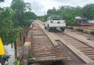 Ponte na Região Metropolitana será interditada