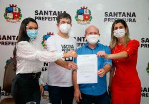 Com emendas, Santana lança auxílio-alimentação de R$ 800