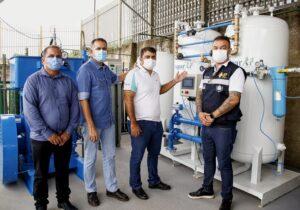 Usina começa a produzir oxigênio no sul do Amapá