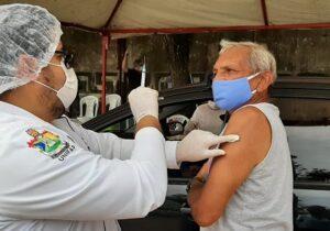 Saiba quem pode ser vacinado no fim de semana em Macapá