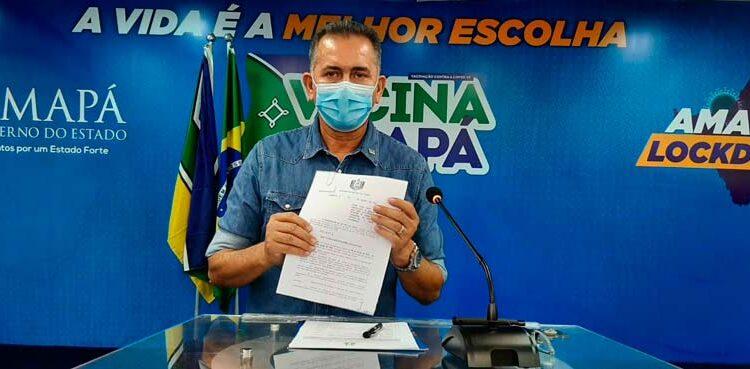 Amapá renova lockdown, inclui supermercados e fechamento total no fim de semana