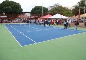 Quadra de tênis pública visa tornar a modalidade mais popular no Amapá