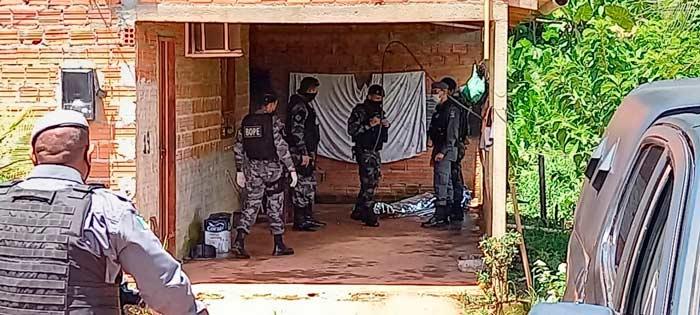 Reunião de facção termina com um morto em Santana