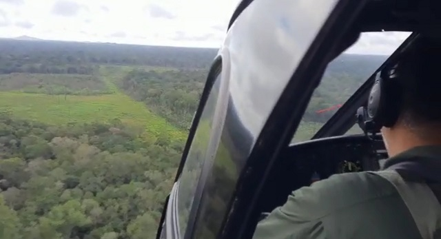 Deputado pede que Exército ajude nas buscas a meninos perdidos