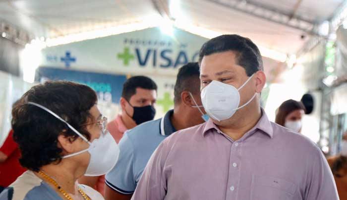 Mais Visão: Davi diz que meta é zerar demanda por cirurgias de catarata no Amapá