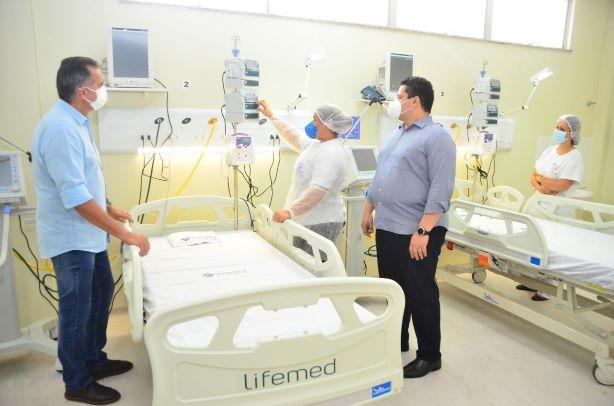 Com 326 pacientes internados, Amapá ganha mais leitos após articulação política
