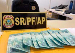 Jovem que recebeu dinheiro falso pelos Correios é preso pela PF