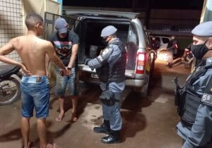 Suspeitos de furto e receptação de equipamentos da Sefaz são presos