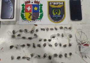Acusado de aplicar golpes também traficava, diz polícia