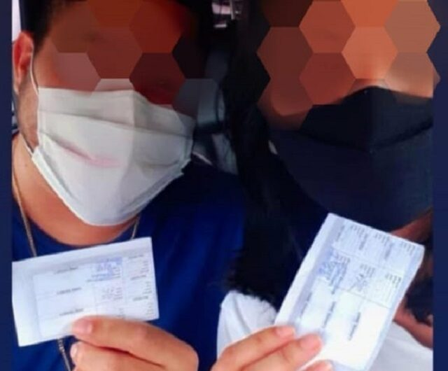 Jovem é suspeito de furar fila com atestado falso em Macapá