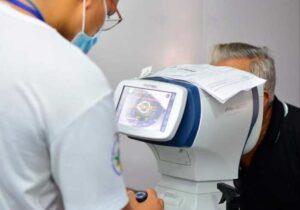 Mais Visão inicia triagem para casos de glaucoma