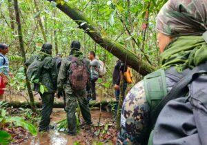 Equipes voltam a encontrar rastros dos meninos perdidos