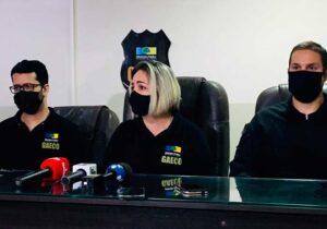 Gaeco confirma 6 prisões e promotora fala em desvio de milhões