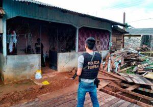 Polícia Federal prende 'coiote' na fronteira com a Guiana