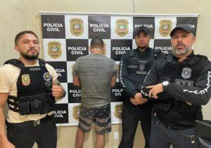 2 anos após fuga incrível, líder do crime organizado no Amapá é capturado