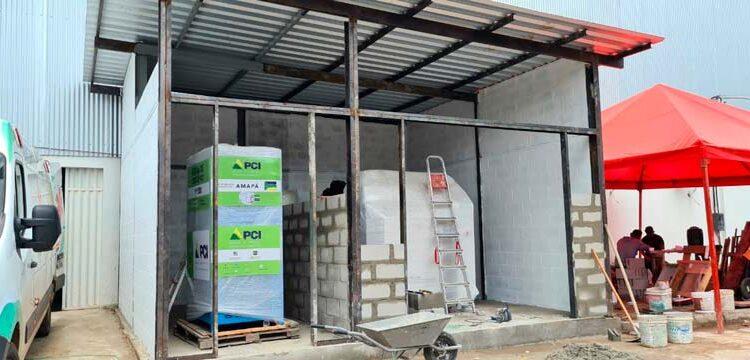 Em Macapá, prefeitura diz ter concluído estrutura para abrigar usina de oxigênio