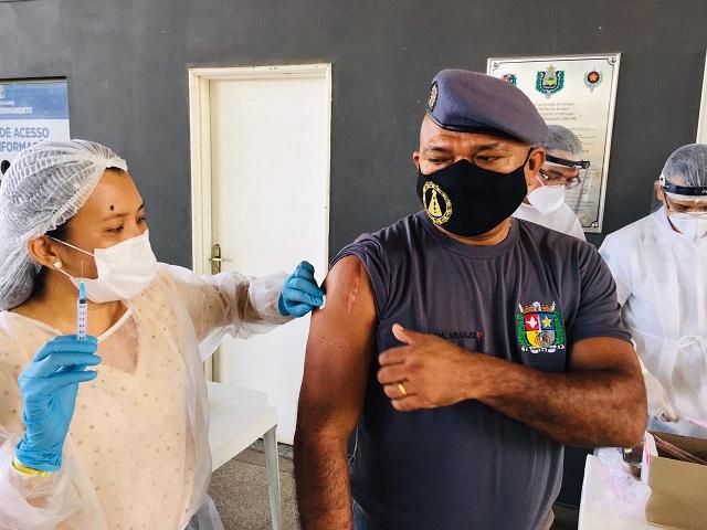 MPF questiona critérios para vacinação nas forças de segurança