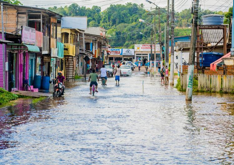 Mais de 11,5 mil pessoas foram atingidas pela cheia dos rios nos municípios do Amapá