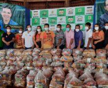 Laranjal do Jari lança programa alimentar para famílias afetadas pela pandemia