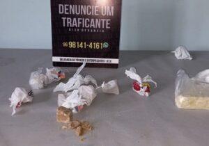 Traficantes atuavam em Macapá a mando de presidiários, diz DTE