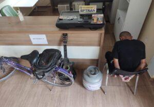 Dupla que vendia roubo na internet é capturada pelo Bptran