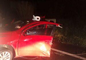 """Grave acidente sem vítimas fatais na BR-156 surpreende PRF: """"É um milagre"""""""