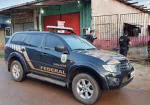 Operação da PF combate entrada ilegal de brasileiros na Guiana Francesa