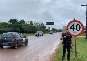 Após morte de ciclista, delegado pede asfaltamento em rodovia no Oiapoque