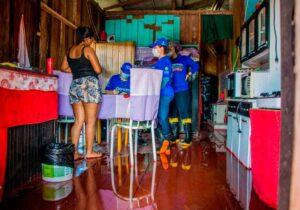 Lucas confirma envio de 20 mil cestas para afetados pelas enchentes