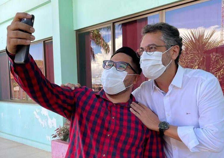 Pré-candidato ao governo do Estado, Clécio vai 'morar' em Santana
