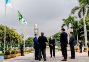 Presidente da Petrobras confirma a Davi que Amapá terá exploração de petróleo