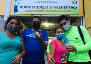 Pais de criança que comoveu internautas ganham mais de R$ 13 mil em doações