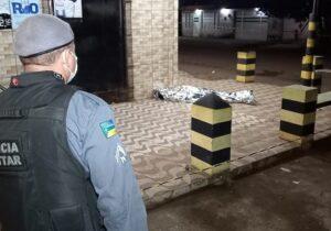 VÍDEO: ex-detento é executado em Macapá