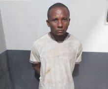 PM prende pescador que matou colega tripulante por ciúmes