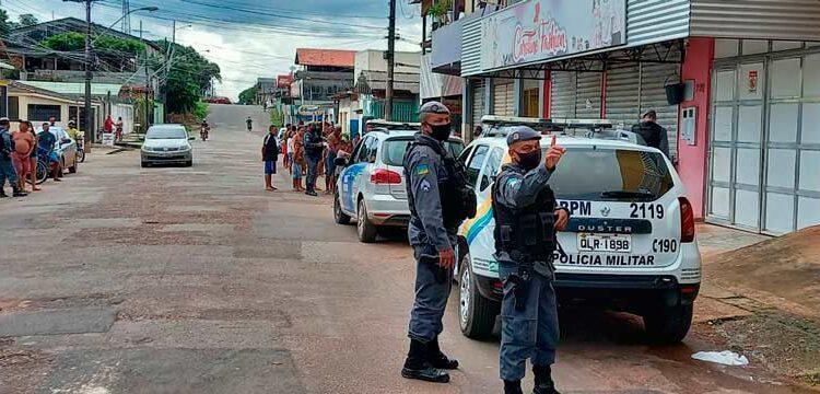 Em Macapá, foragido é executado em 'chuva' de balas perdidas