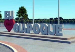 Letreiro dará boas vindas a turistas na fronteira com a Guiana