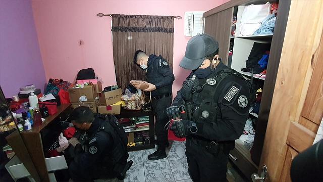 Líder de quadrilha do Amapá se inspirava em série da Netflix, diz polícia