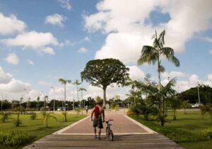 Expedição do Amapá mostra o famoso Parque do Utinga