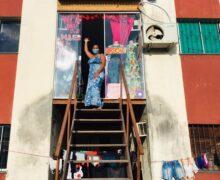 'Puxadinho' vira sensação no Conjunto Mucajá