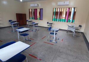 Escola municipal reabre em Macapá, mas alunos não aparecem