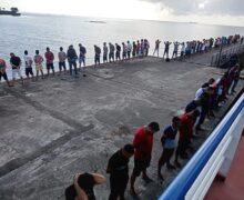 PM impede festa em embarcação com 160 passageiros sem máscaras