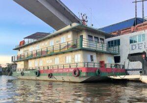 Sem explicar motivos, Furlan mantém UBS fluvial parada há 6 meses