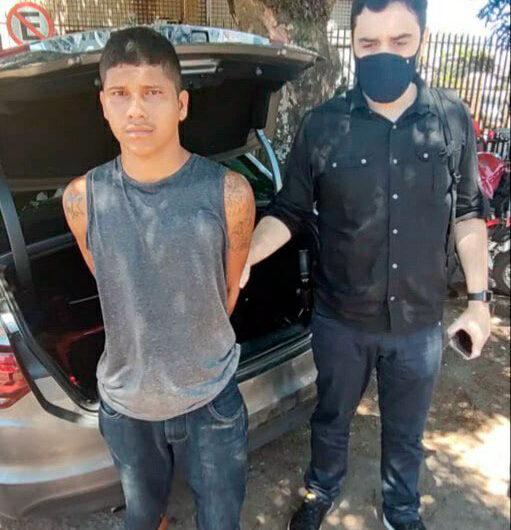 Preso um dos acusados de matar comerciante que estava indignado com assaltos